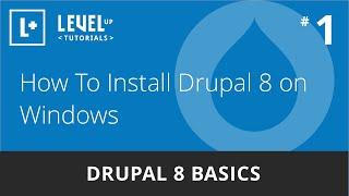 видео Как установить Drupal
