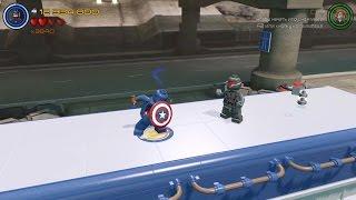 LEGO MARVEL's Avengers. #28. Корейские планы (Свободная игра, 100%)