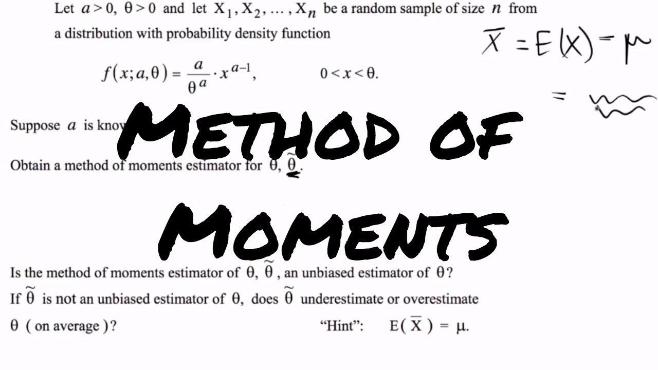 Method of Moments Estimation