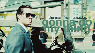 The Man From U.N.C.L.E. | I