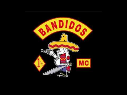 Bandidos Ballerup Techno Remix' Psy 2012.