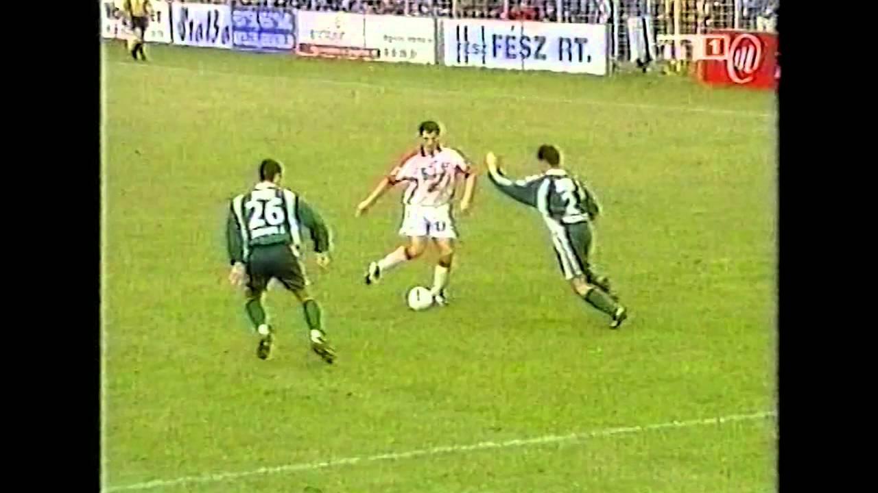 Sopron-Ferencváros | 2-3 | 2001. 03. 11 | MLSZ TV Archív