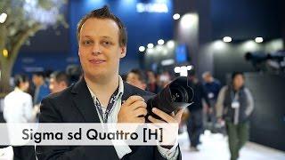 Sigma sd Quattro (H) - DSLM mit Foveon-Sensor im Hands-On Test [Deutsch]