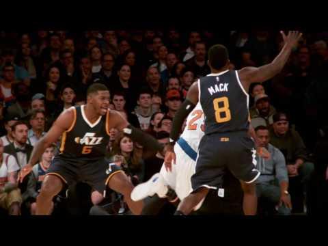 Best of Phantom: Jazz@Knicks