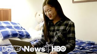 A Former Hotel In Milwaukee Is Now Home To 170 Chinese Teen Students (HBO)