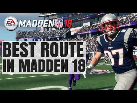This Madden 18 Glitch Route Beats Every Defense!