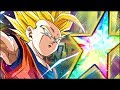FINALLY THIS GOHAN GETS LOVE! 100% RAINBOW STAR PHY SSJ2 GOHAN SHOWCASE! (DBZ: Dokkan Battle)