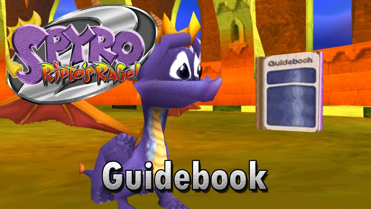 banjo kazooie guide book