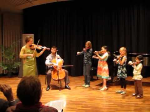 University of Alabama at Birmingham Department of Music presents: ANNE DONALDSON, violin