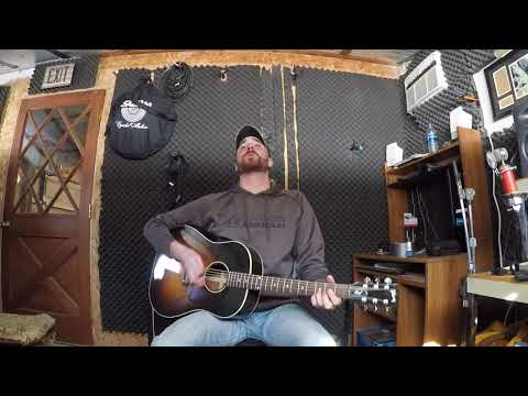 Luke Combs Must Have Never Met You Cover