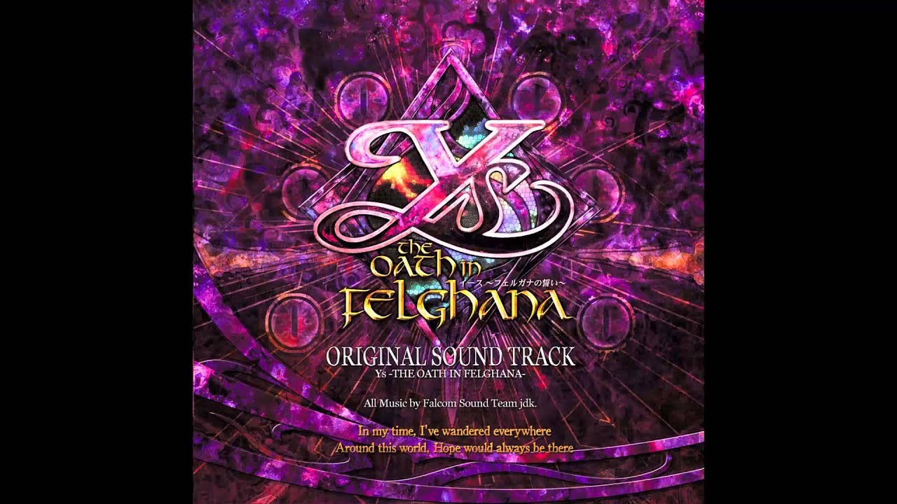 Ys: The Oath in Felghana OST - Trading Town of Redmont