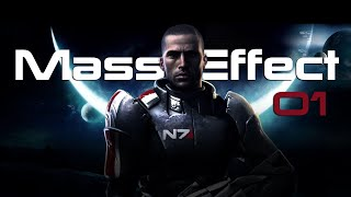 Mass Effect Full HD! - Rozpoczynamy Przygodę! (01) #live #giveaway