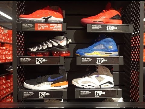 houston outlet mall nike store
