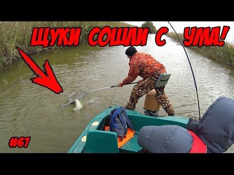 видео вот это рыбалка