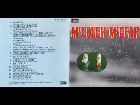 McGough & McGear:  McGough & McGear -  1968 (full album, stereo)