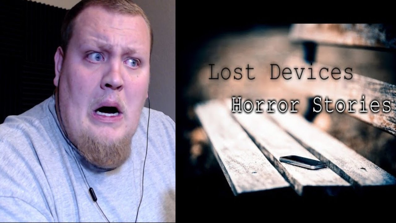 Download 3 Scary True Lost Phone/Laptop Horror Stories (Mr. Nightmare) REACTION!!!