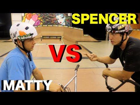 Game of BIKE: Matty Cranmer Vs. Spencer Foresman