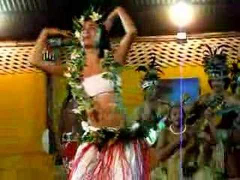 Rapa Nui Traditional Dance called the Sau Sau