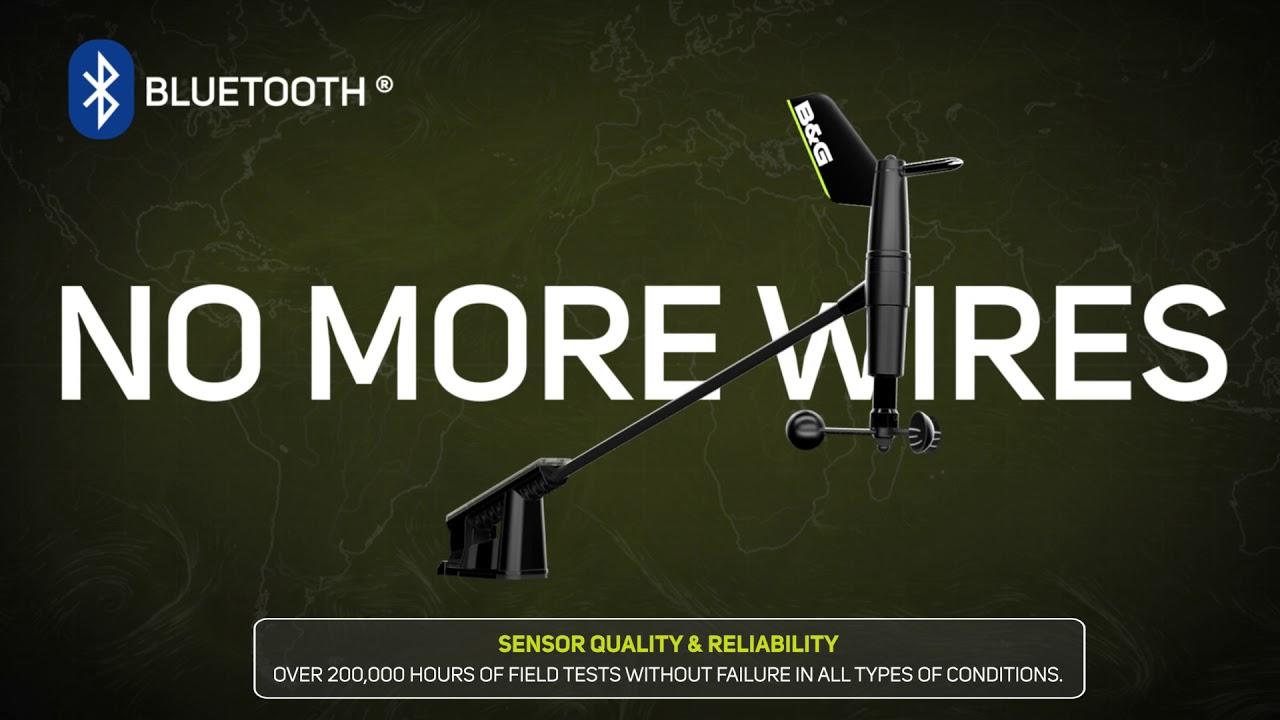 B&G Launch Revolutionary New Wind Sensors   B&G Sailing USA