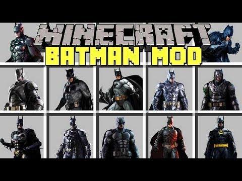 1.6.4] Batman Mod Download | Minecraft Forum