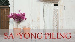 Tinig San Jose | Sa 'yong Piling