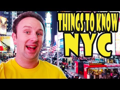 NYC Travel Tips: 10 Things to Know Before You Go to New York City