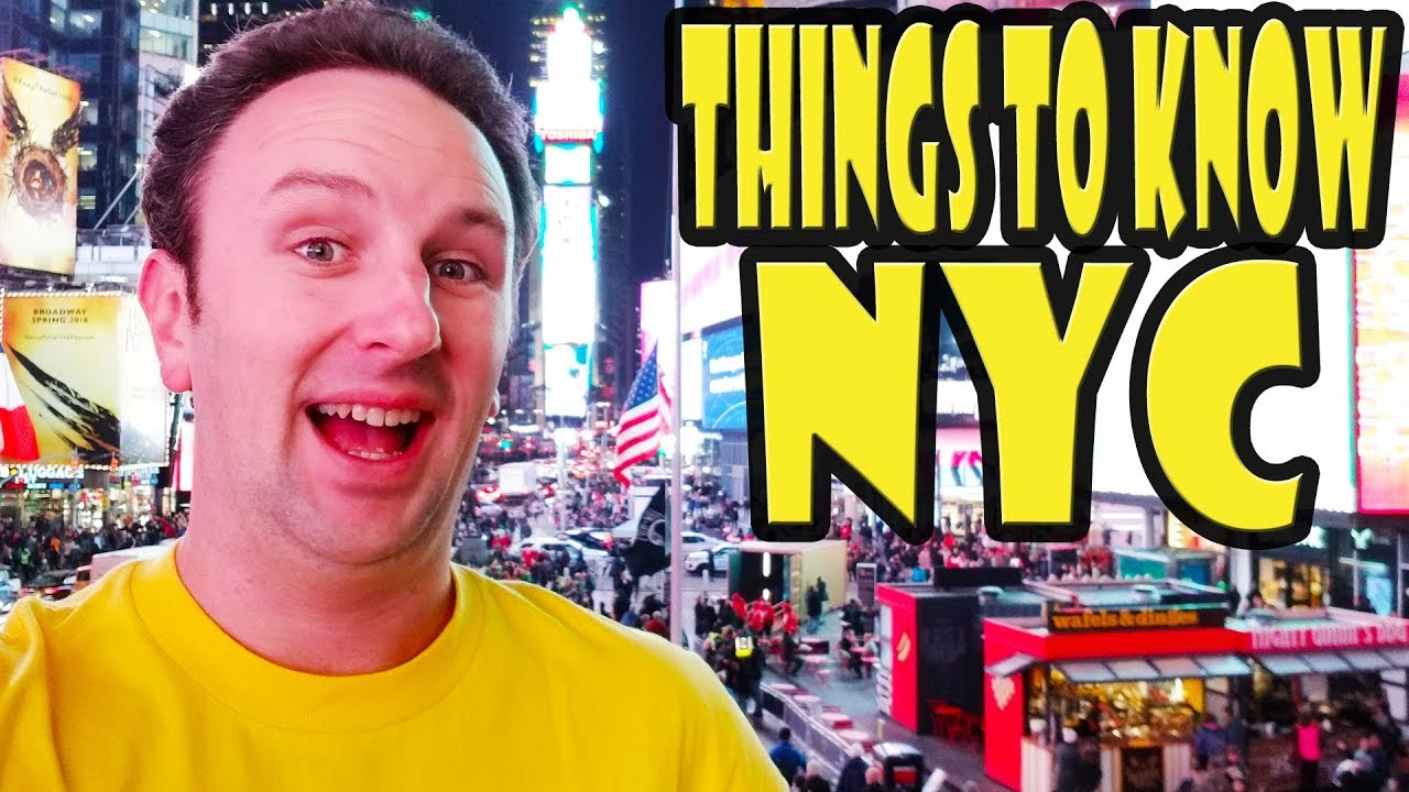 663f410b061 NYC Travel Tips  10 Things to Know Before You Go to New York City ...