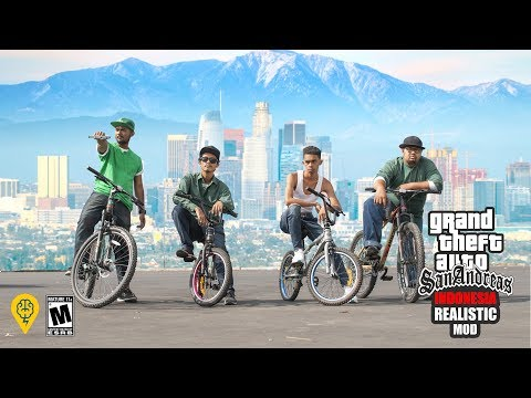 GTA San Andreas Realistic - Indonesia