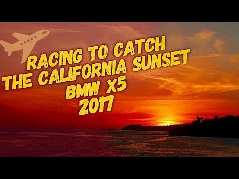 CHRISTMAS RACING TO CATCH THE CALIFORNIA SUNSET | MALIBU BEACH | BMW X5 2017 DORI CHRONICLES TRAVEL