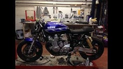 How to build a Cafe Racer (Start to Finish) - Yamaha XJR 1300 by Cafe Racer SSpirit