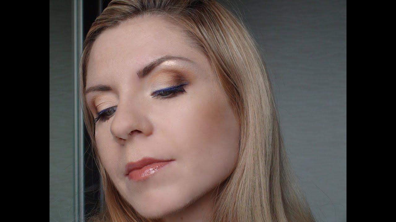 Дневной макияж.. - YouTube