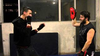 ZAZA DOKHNADZE - Boxing for MMA ( GEORGIA)