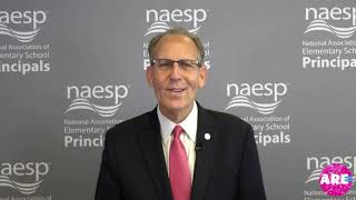 Arts ARE Education for L. Earl Franks, Executive Director of NAESP