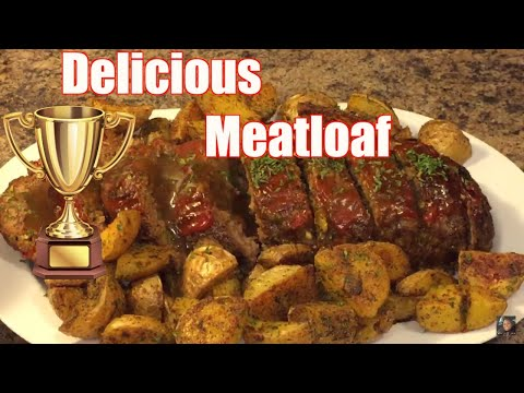 How To Make Mouth watering Meatloaf quick and simple