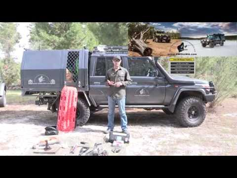 4wd Beginners Tips And Equipment, Off-roading For Beginners