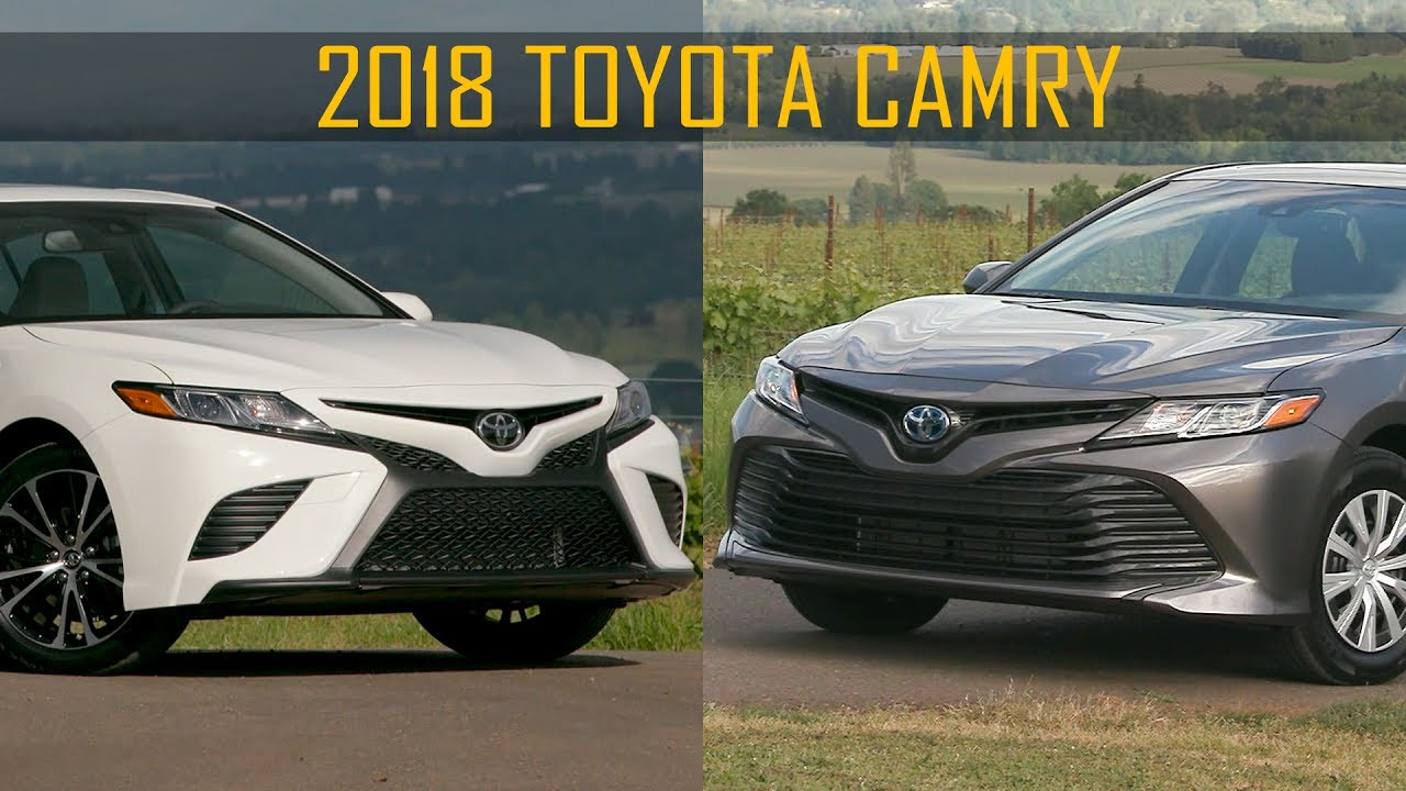 Camry Le Vs Se 2019 2020 Top Upcoming Cars