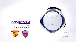 Göztepe 5 - 0 K.Karabükspor #Özet