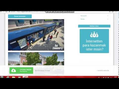 Bus simulator 2016 nasıl indirilir