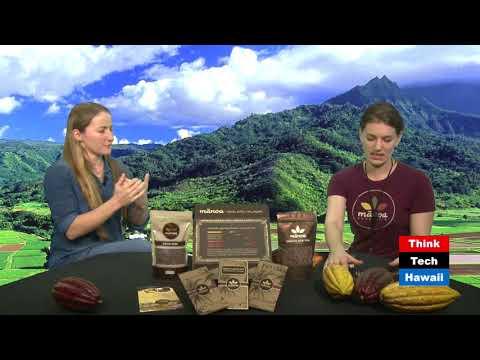 Parade of Farms- 'Nalo Style: Manoa Chocolate (Hawaii Food And Farmer Series)