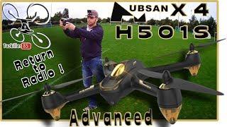 Hubsan X4 H501S Advanced Review Test Démo / Du bon boulot !
