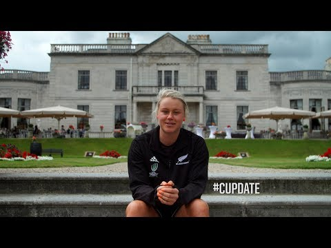 Black Ferns #CUPDATE with Chelsea Alley