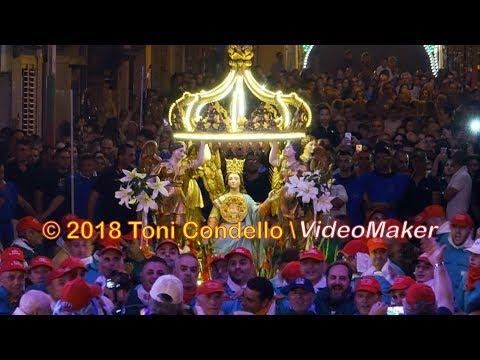 Festa d'Amore e di Fede per la Patrona Sant'Eufemia 2018 - by ToniCondello2