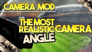 [TTB] PES 2017 - Camera Mod - The Most Realistic Camera Angle?