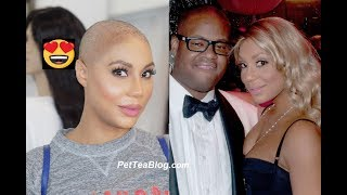 Tamar Braxton says Vince liked White Women so she wore Blonde Wigs