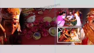 Design a Wedding Album Sheet/Page without backgrounds  (Hindi) #05