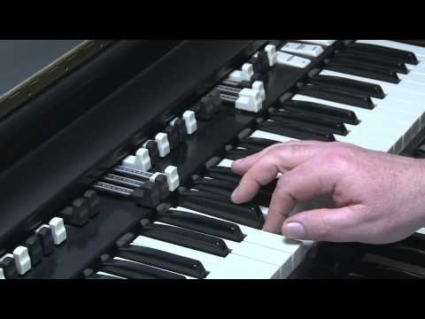 HAMMOND ORGAN & KEYBOARDS FOR BEGINNERS LESSON #5 - B3 and C3