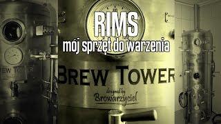 RIMS ... mój sprzęt do warzenia piwa