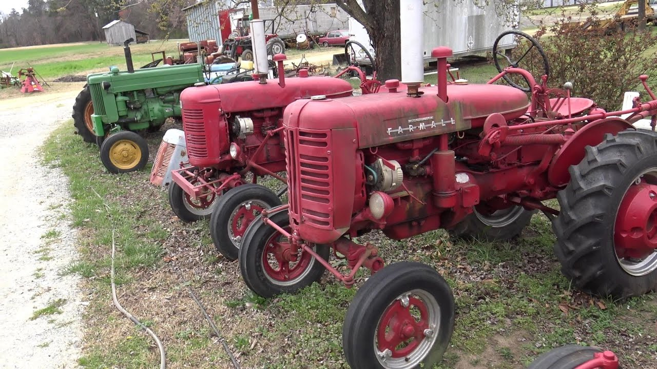 Awesome Tractor Graveyard Choosing The Right Automatic