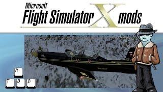 Flight Simulator X Plane Spotlight - Pilatus Pc9