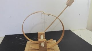 Make A Davinci Catapult